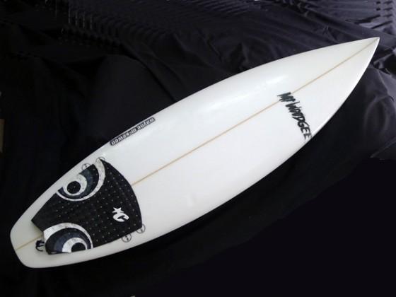 #std011 中古 Mt Woodgee Surfboards 5'8 STANDARD
