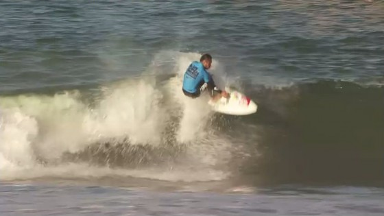 Masatoshi Ohno  Nike US Open of Surfing 2011