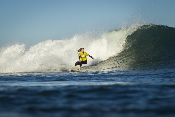 Rebecca Woods Swatch Girls Pro France 2013