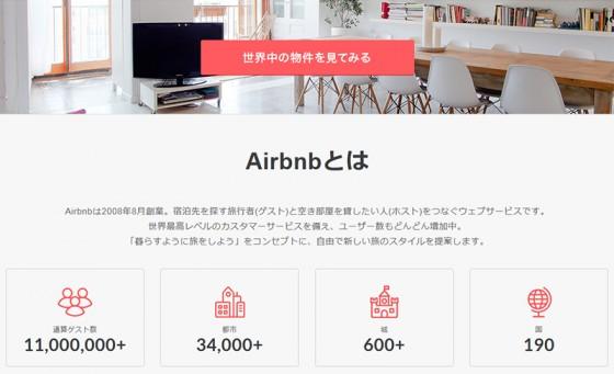 Air B and Bって?
