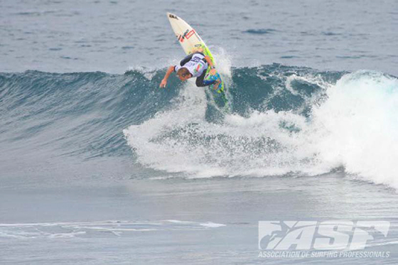 Mt Woodgee ライダーリンコン・テイラー SATA Airlines Azores Pro Day3