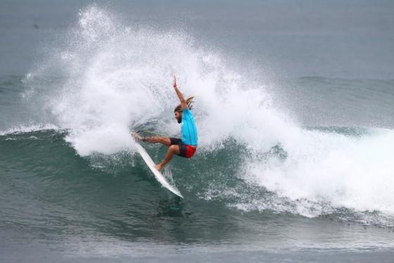 Wade Carmichael Hawaiian Pro 2015