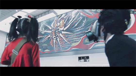 『明日の神話』岡本太郎 (原爆の炸裂する瞬間)