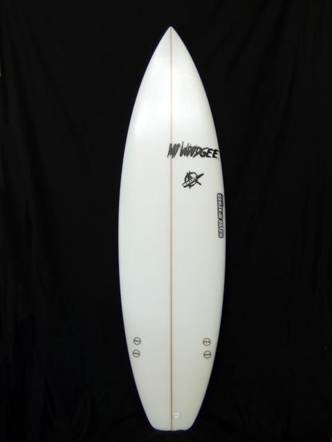 "Mt Woodgee Surfboards BULLET 5'10""Mt Woodgee Surfboards BULLET 5'10"""