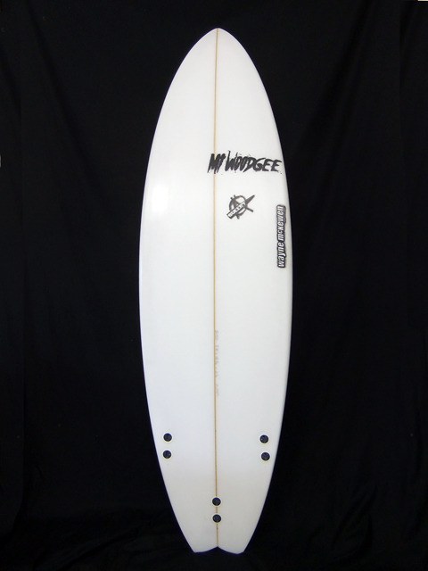 Mt Woodgee Surfboards BULLET モデル