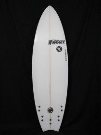 #too27 中古 Mt Woodgee Surfboards 5'9 TOOTH