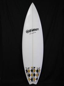 #std030 中古 Mt Woodgee Surfboards 6' STANDARD