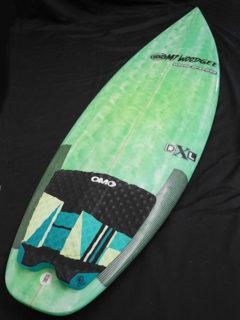#dxl037 中古 Mt Woodgee Surfboards 5'7 DXL