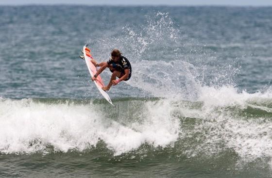 Santiago Muniz ISA World Surfing Games Day7