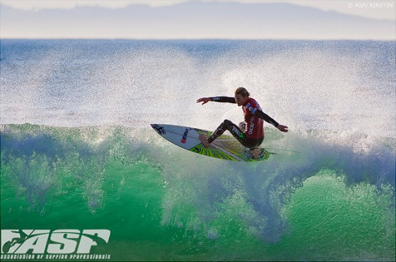 Mt Woodgee Surfboards ライダービード・ダービッジ J-Bay 2010