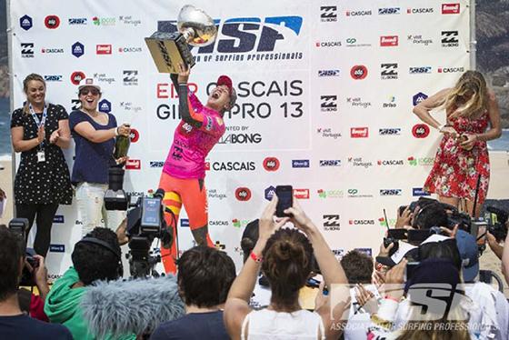 カリッサ EDP Cascais Girls Pro Win