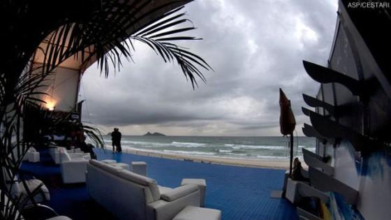 Billabong Rio Pro day3 off
