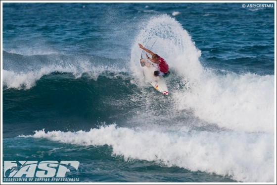 Mick Fanning O'Neill World Cup of Surfing