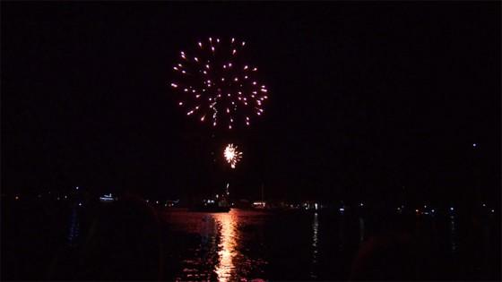 noosa marina fireworks