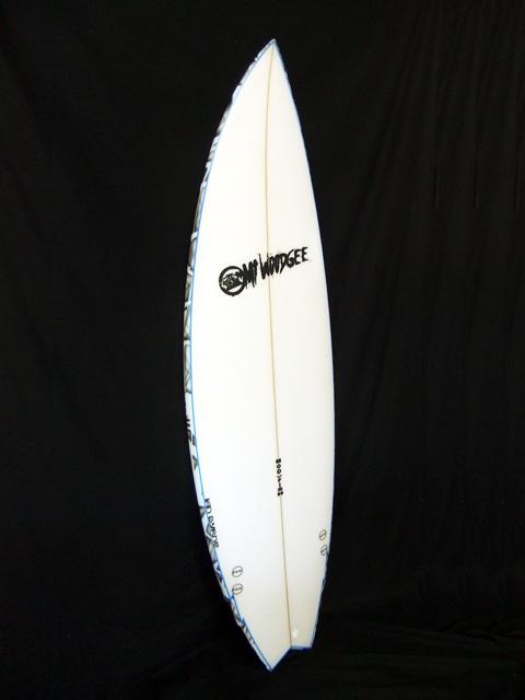Mt Woodgee Surfboards Mod Fish