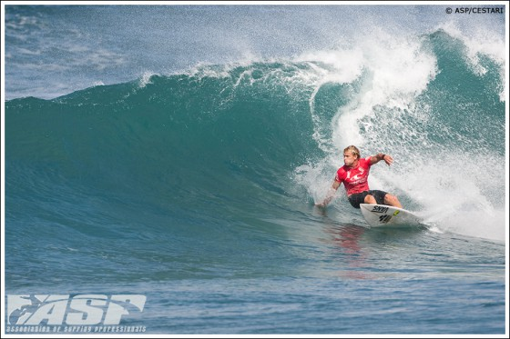 Tanner Gudauskas O'Neill World Cup of Surfing