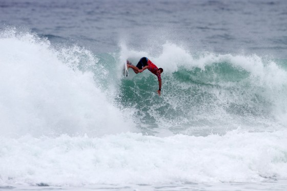 CJ Hobgood  Billabong Rio Pro ラウンド2