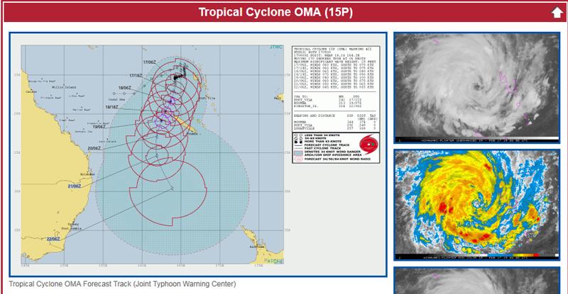 ハリケーン OMA