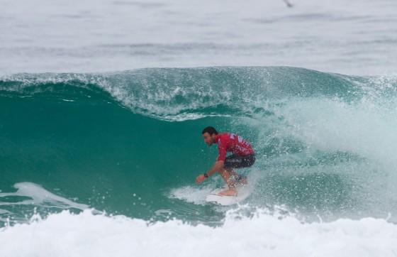 Joel Parkinson (AUS) advanced into the final. © ASP/ Dunbar