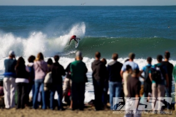Kelly Slater Claims Historic 11th ASP World Title at Rip Curl Pro Search San Francisco