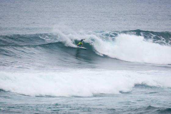 Adam Melling Win Vans World Cup of Surfing 2012