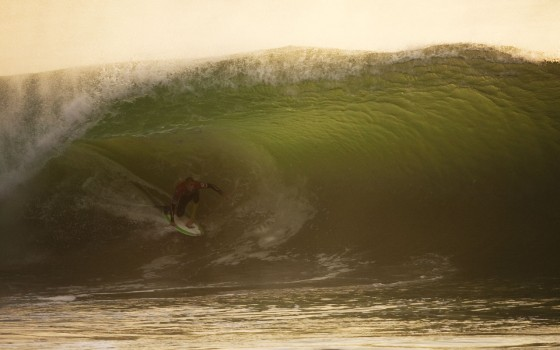 Mick Fanning Rip Curl Search Portugal Oct 09 2012