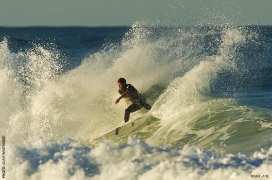 Mt Woodgee Surfboards ライダー Noah Lane(ノア レーン)