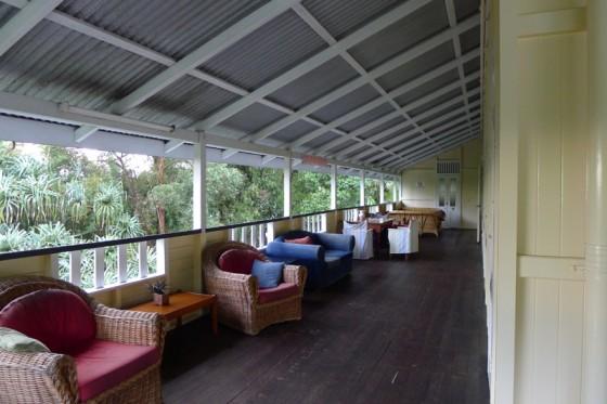 Noosa  の Halse Lodge Guesthouse