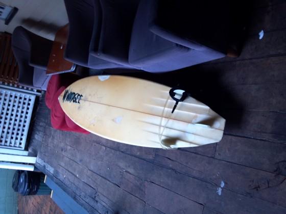 Halse Lodge のレンタルボード Mt Woodgee