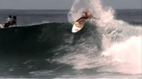 Mt Woodgee Surfboards ライダー Paige Hareb (ペイジ・ハーブ)