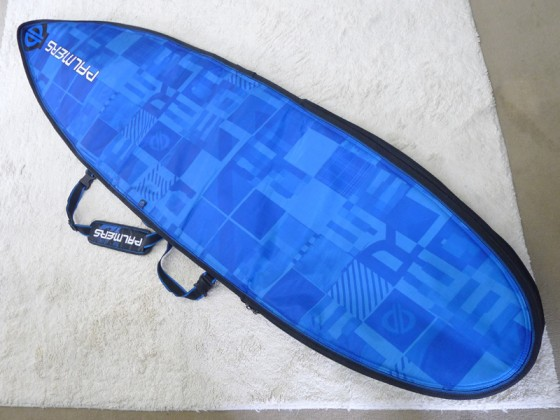 #palm68 中古 PALMERS ボードケース TRANSIT DOUBLE 6'8