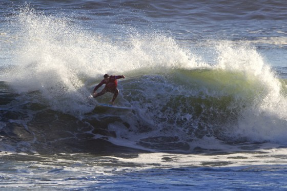 Joel Parkinson round3 ASP O'Neill Cold Water Classic