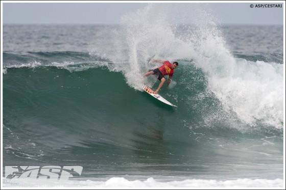 REEF Hawaiian Pro ジョエル・パーキンソン