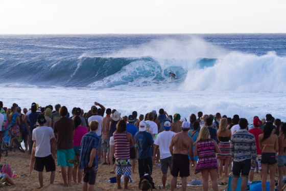 Joel Parkinson Wins 2012 ASP World Title