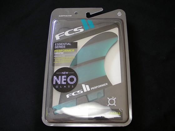 FCS II Performer Neo Glass Tri Set S