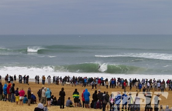 Quiksilver Pro France 2012 Round1