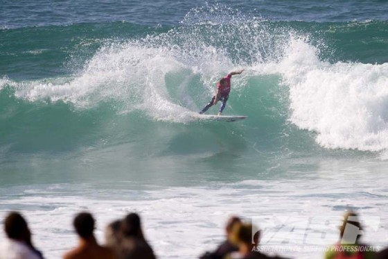 Taylor Knox Quiksilver Pro France 2011