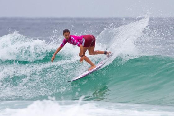Sally Fitzgibbons Billabong Rio Pro Women's Win