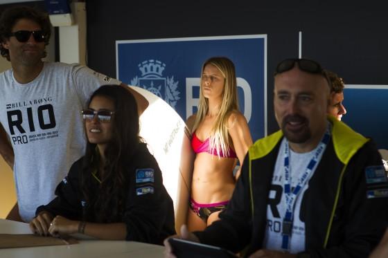 Paige Hareb (ペイジ・ハーブ) Girls Rio Pro 2013