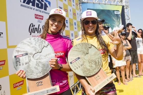 Girls Rio Pro 2013 Final