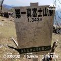 真冨士山トレイル