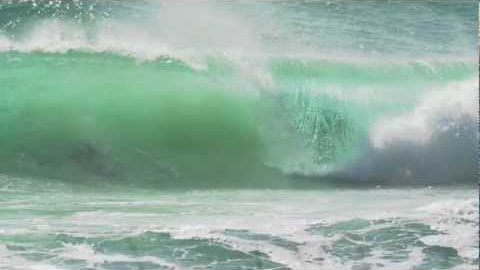 Kelly Slater and Jay (Bottle) Thompson score flawless conditions at Burleigh heads.