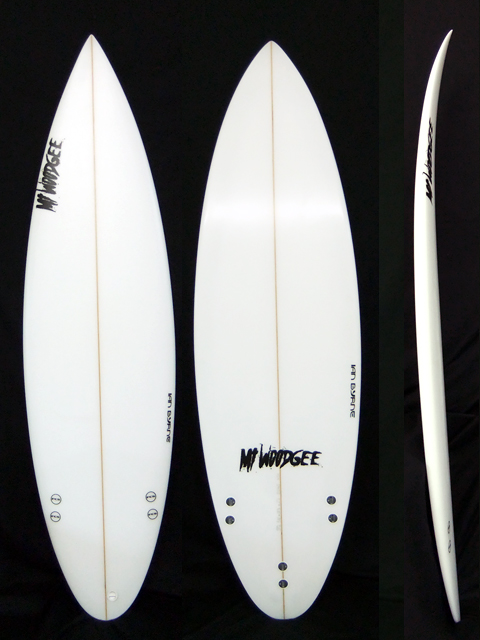 Mt Woodgee Surfboards STANDARD モデル