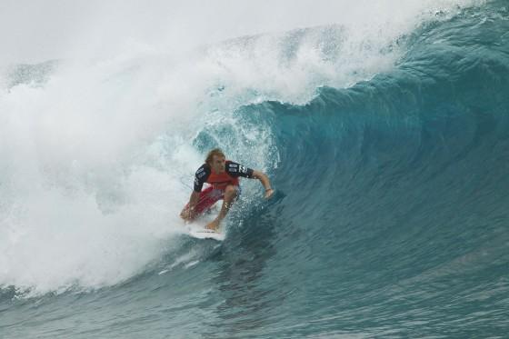 ビード・ダービッジ Billabong Pro Tahiti 2012