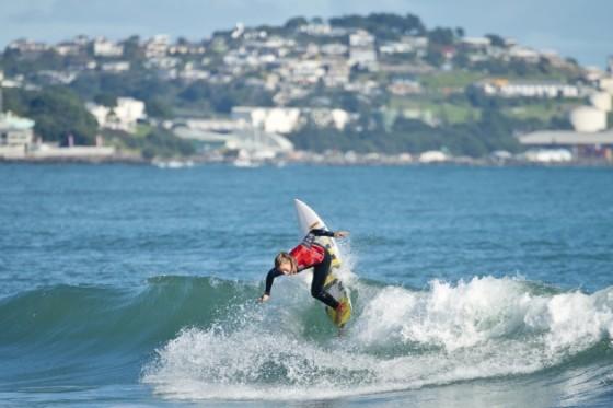 ページ・ハーブ 2014 Port Taranaki Pro NZ Home Loans Surf Festival