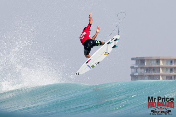 Filipe Toledo Mr Price Pro Ballito 2014